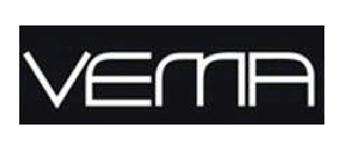 Ceramica Monica homepage partners vema logo